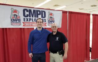 David Levine Integrateideas RevMax Charlotte Mecklenburg Police