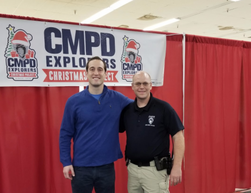 RevMax Bike Challenge with the CMPD Explorers Reaches Record Success!